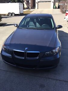 2006 BMW 325i 4 dr 6 speed
