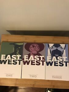 East of West Graphic Novel Trade Paperback 1,2 and 3