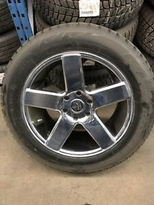 Winter tires Bridgestone blizzak, Chevrolet, GMC, Ford