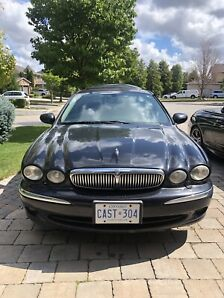 2003 Jaguar x type 2.5 AWD - summer and winter tires included!