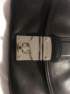 Michael Kors black evening bag