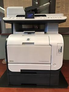 HP CM2320fxi MFP All in one laser printer