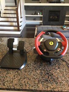 Thrustmaster Ferarri Racing Wheel Xbox One