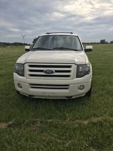 2008 Ford Expedition limited edition