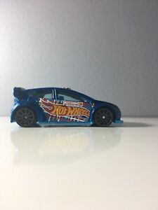 2017 Hot Wheels Ford Fiesta