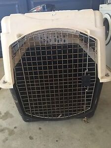 Large Dog Crate Ashby Wanneroo Area Preview