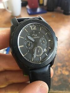 Black Subaru Watch (Collectors Limited Edition)
