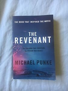 Michael Punke - The Revenant Coogee Eastern Suburbs Preview