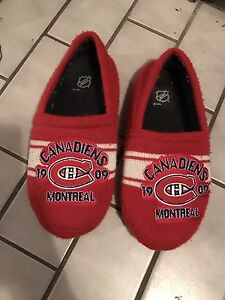 Pantoufle CANADIENS gr 7-8