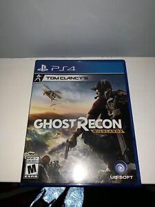 Ghost recon wildlands PS4