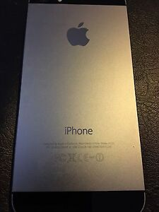 iPhone 5s 16GB with accessories