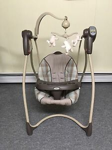 Graco baby swing **sold ppu