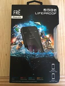 iPhone life proof case 6/6s