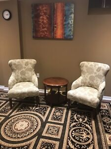 Bombay Company Accent chair (pair)