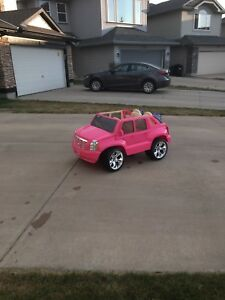 Barbie Power Wheels Battery