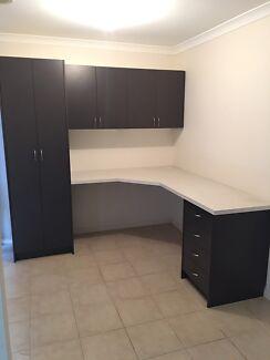 Desk, cupboard or pantry