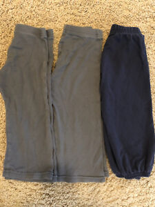 American Apparel pants for 2 year old, unisex