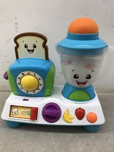 Bright Stars Giggling Gourmet Rise 'n Dine Busy Cafe Toy