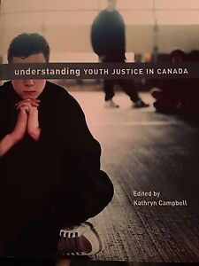 Understanding Youth Justice in Canada Textbook 2017 & Notes