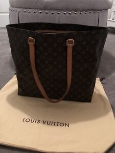 Authentic Louis Vuitton Cabas Alto