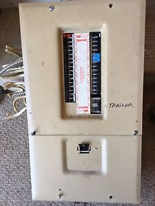 200amp breaker panel