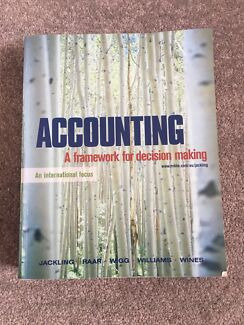 Accounting  A Framework for decision-making