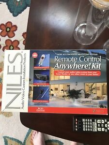 Remote control anywhere kit