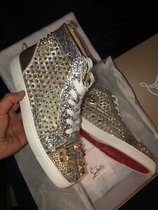 Christian louboutins red bottoms new