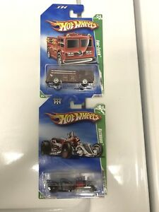 SUPER Treasure Hunt HOT WHEELS