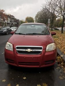 Chevy aveo 2007 manual