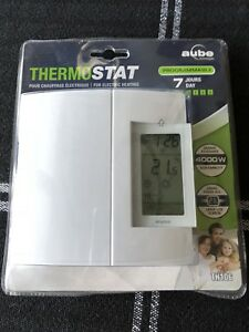 Thermostat programmable Aube