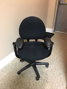 Steelcase Office Chairs ~ 2 Black