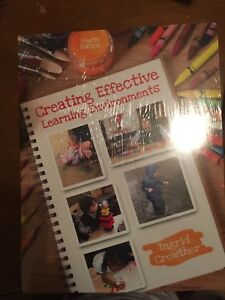Creating Effective Learning Environments -ECE textbook