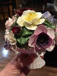 Radner China  Flower Bouquet
