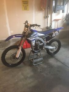 2016 yz 250f very clean