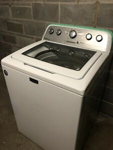 New Maytag washing machine - delivery possible