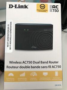 D-Link AC750 DIR-810L