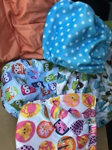 Cloth Diapers - NEVER USED!