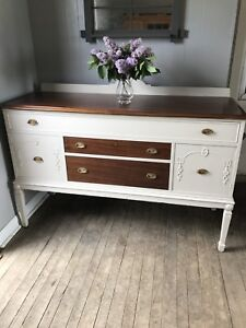 Refinished Buffet For Sale