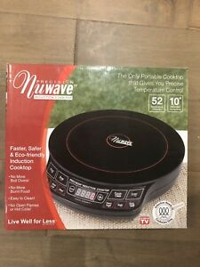Precision Nuwave Induction Cooktop