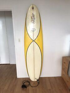 McCoy 7' surfboard 55L