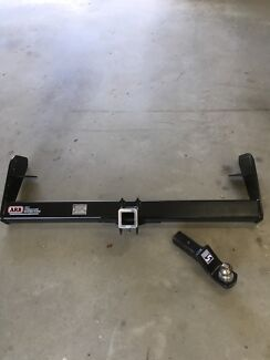 Tow bar for Ford Ranger fit PX1 & 2. Hayman Reese.