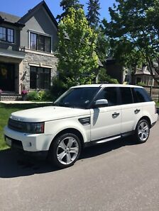 2010 Range Rover Sport Supercharged 510 HP