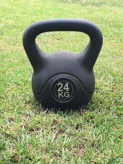 Wanted: 24kg kettlebell