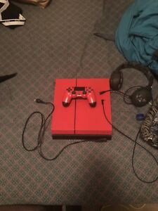 Selling ps4 or trade for Nintendo Switch. OBO
