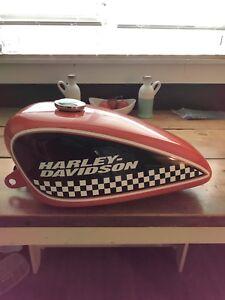 Harley Davidson sportster tank