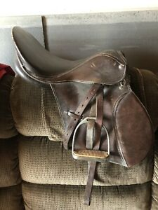 "17"" Jumping Saddle"