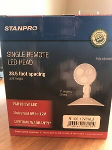 Stanpro - Single Remote LED Head.