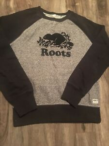roots sweaters