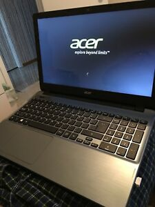 "Acer E-15 15.5"" 1TB HDD and 8GB Ram 400$"